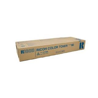 885324 Cartouche de Toner Cyan Ricoh Type M2 pour Ricoh Aficio 1224C / Ricoh Aficio 1232C