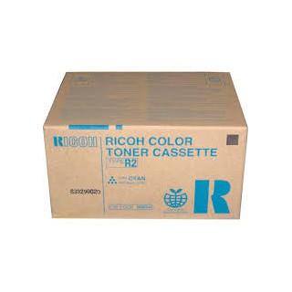 888347 Cartouche de Toner Cyan Ricoh Type R2 pour Ricoh Aficio 3228C / Ricoh Aficio 3235C / Ricoh Aficio 3245C