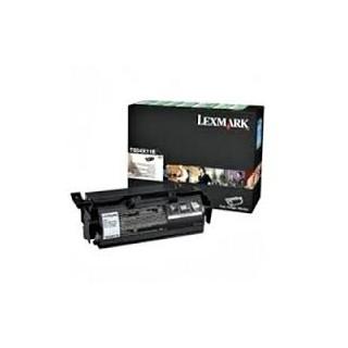 T654X31E Toner Noir pour imprimante Lexmark OPTRA T654dn/dtn/n, T656dne