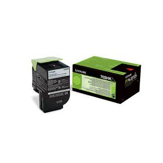 70C2HK0 Toner Noir pour imprimante Lexmark CS310, CS410, CS510