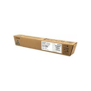 Cartouche de toner Ricoh MP C305E Cyan 842082 ancienne réf. 841595 pour copieur MPC305
