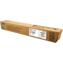Cartouche de toner Ricoh MP C3502 Cyan 18k 842019 ancienne réf. 841654. 841742 pour copieur MPC3502. MPC3002