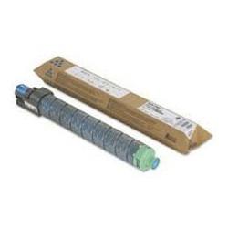 Cartouche de toner Ricoh MP C400 Cyan 841300 841551 240g pour copieur MPC300. MPC400