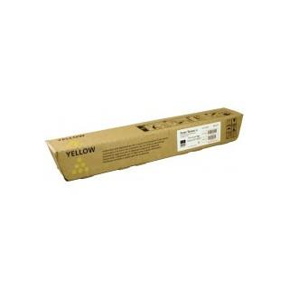 Cartouche de toner Ricoh MP C5501 Jaune 842049 ancienne réf. 841457. 841161 410g pour copieur MPC4000. MPC5000. MPC5501. MPC4501