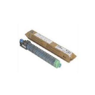 Cartouche de toner Ricoh MP C5502 Cyan 842023 ancienne réf. 841686. 841758 pour copieur MPC4502. MPC5502