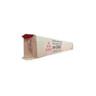 Cartouche de toner Ricoh MP C6003 Magenta 841855 pour copieur MPC4503. MPC5503. MPC6003