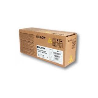 Cartouche de toner Ricoh MP C7500 Jaune 841103 841399 560g pour copieur MPC6000. MPC7500