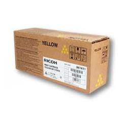 Cartouche de toner Ricoh MP C7501 Jaune 841368 841364 841411 560g pour copieur MPC6501SP. MPC7501SP