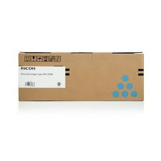 407544 Cartouche de toner Cyan pour copieur Ricoh SP C250DN/ SP C250E/ SP C250SF/ SP C250SFW