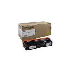 407546 Cartouche de toner Jaune pour copieur Ricoh SP C250DN/ SP C250E/ SP C250SF/ SP C250SFW