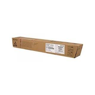 Cartouche de toner Ricoh SPC 830 Noir 821121 821185 pour copieur SPC830. SPC831