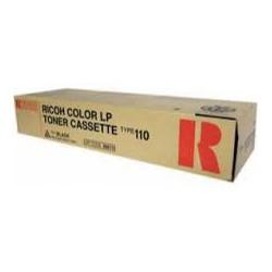 Cartouche de toner Ricoh Type 110 Noir 888115 pour copieur Aficio CL5000