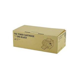 Cartouche de toner Ricoh Type 1265 412638 FTL1BLK00 700g pour copieur 1120. 1160.