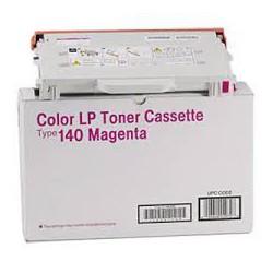 Cartouche de toner Ricoh Type 140 Magenta 402099 pour copieur Aficio CL800. CL1000N SPC210SF