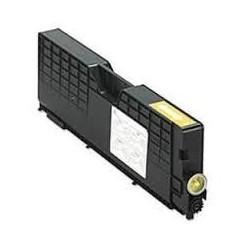 Cartouche de toner Ricoh Type 165 Cyan HC 6k 402445 CT165 pour copieur CL 3500N. 3500DN