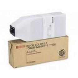 Cartouche de toner Ricoh Type 205 Noir 885406 888032 550g pour copieur AP3800C. CL7000