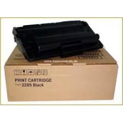 Cartouche de toner Ricoh Type 2285 5K 412477 DT520BLKO pour copieur FX 200. DSM 520