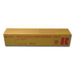 Cartouche de toner Ricoh Type 245 Magenta HC 15k 888314 360g pour copieur CL4000. SPC410. SPC411. SPC420