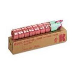 Cartouche de toner Ricoh Type 245 Magenta LC 5k 888282 120g pour copieur CL4000. SPC410. SPC411. SPC420