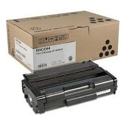 Cartouche de toner Ricoh Type SP 3400 HC 406522 pour copieur SP3400. SP3410