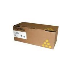 Cartouche de toner Ricoh Type SP C220E Jaune 406106 406055 406768 pour copieur SPC220S. 221F. 222SF. 240