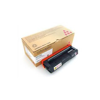 Cartouche de toner Ricoh Type SP C220E Magenta 406100 406054 406767 pour copieur SPC220S. 221F. 222SF. 240