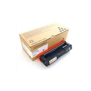 Cartouche de toner Ricoh Type SP C220E Noir k 406094 406052 406765 pour copieur SPC220S. 221F. 222SF. 240