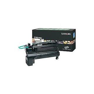 C792X1KG Toner Noir 20k pour imprimante Lexmark C780, C782, X782E, C792