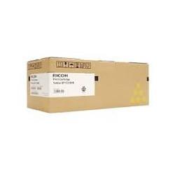Cartouche de toner Ricoh Type SP C730 Jaune 407138 pour copieur SPC730DN