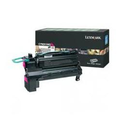 C792X1MG Toner Magenta 20k pour imprimante Lexmark C780, C782, X782E, C792