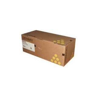 Cartouche de toner Ricoh Type SPC310 Jaune HC 406482 pour copieur SPC311. 312. 231. 232. 242. 320