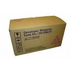 Developpeur Ricoh Type MP C6000 Magenta D0149670 pour copieur MPC6000 MPC7500 Pro C550EX C700EX LD260C LD275C C6055 C7570