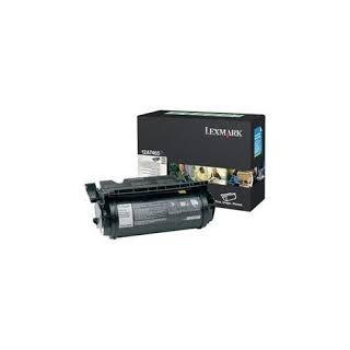 12A7465 Toner Noir 32k imprimante Lexmark T632, T634, X632, X634