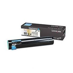 X945X2CG Toner Cyan pour imprimante Lexmark X940e, X945e