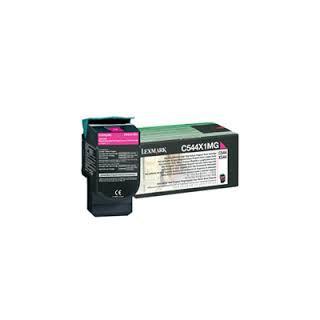 C544X1MG Toner Magenta pour imprimante Lexmark C544 C546 X544 X546