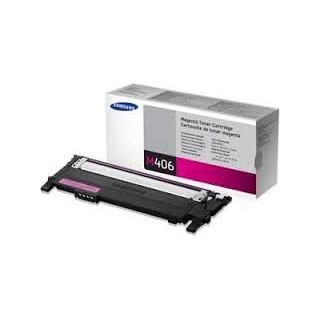 CLT-M406S Toner Magenta pour imprimante Samsung CLP-360/365/365W/CLX3300/3305W/3305FN/3305FW