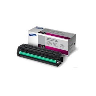 CLT-M504S Toner Magenta pour imprimante Samsung CLP-415N/415NW/CLX-4195N/4195FN/4195FW