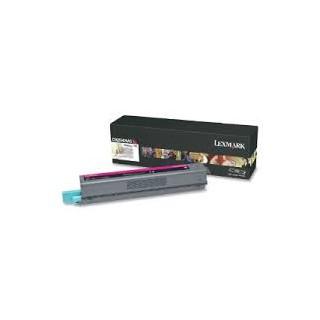 C925H2MG Toner Lexmark Magenta 7,5k pour imprimante C925