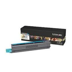 C925H2YG Toner Lexmark Jaune 7,5k pour imprimante C925