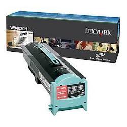 W84020H Toner Noir pour imprimante Lexmark W840, W840dn, W840n