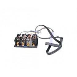 C6074-60415 ou C6074-60342 Ink Tube System ou Système d'encrage imprimante HP Designjet 1050C 1050C+ 1055CM 1055CM+