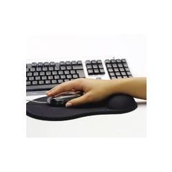 Tapis de souris avec repose poignet intégré