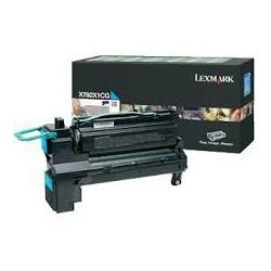 X792X1CG Toner Cyan 20k pour imprimante Lexmark X792, C792