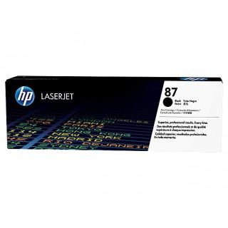CF287X Toner Noir imprimante HP Laserjet