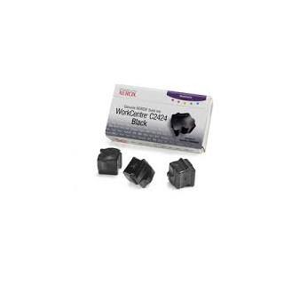 108R00663 Toner Noir Xerox x 3 pour imprimante C2424
