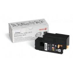 106R01630 Toner Noir Xerox pour imprimante Phaser 6000, 6010, Workcentre 6015