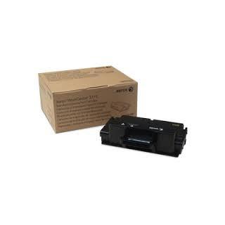 106R02309 Toner Noir Xerox pour imprimante Workcentre 3315 3325
