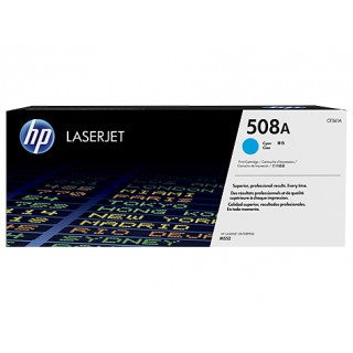 CF361A Toner Cyan imprimante HP Color Laserjet