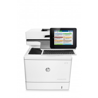 HP Color LaserJet Enterprise flow MFP M577c - imprimante multifonction couleur