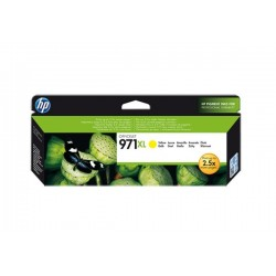CN628AE Encre Jaune original (HP 971XL) pour imprimante HP Officejet X451 X476 X551 X576